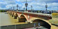 Le Pont de Pierre de Bordeaux fermé jusqu'au 30 septembre