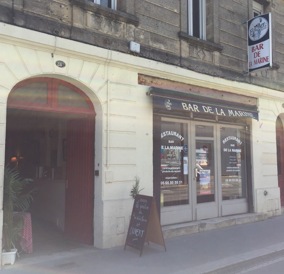 Le bar de la Marine Les bons plans à Bordeaux