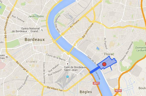 les bons plans bordeaux Bordeaux Metropole Arena plan