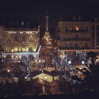 Le Marché de Noël des Allées de Tourny à Bordeaux – 2