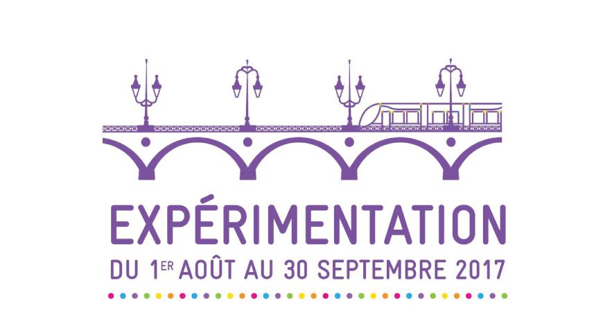 Fermeture du pont de pierre à Bordeaux