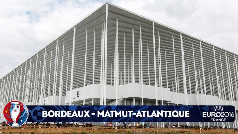Le Matmut Atlantique de Bordeaux devrait accueillir des matchs des tournois masculin et féminin de football pour les Jeux Olympiques de 2024