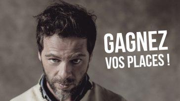 Les bons plans Bordeaux vous offrent vos palces pour aller assister au concert de Christophe Maé !