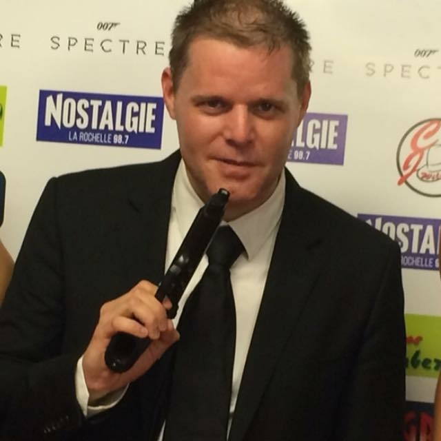 """Interview rapido """"Mon Bordeaux"""" en mode """"Nostalgie"""" avec Mickaël Slobbe, responsable antenne NOSTALGIE Bordeaux"""
