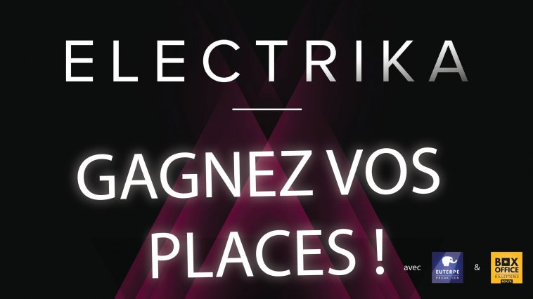 Les Bons Plans à Bordeaux vous offrent vos places pour Electrika 20148 à Bordeaux avec Vitalic, Feder et Petit Biscuit à la Bordeaux Métropole Arena