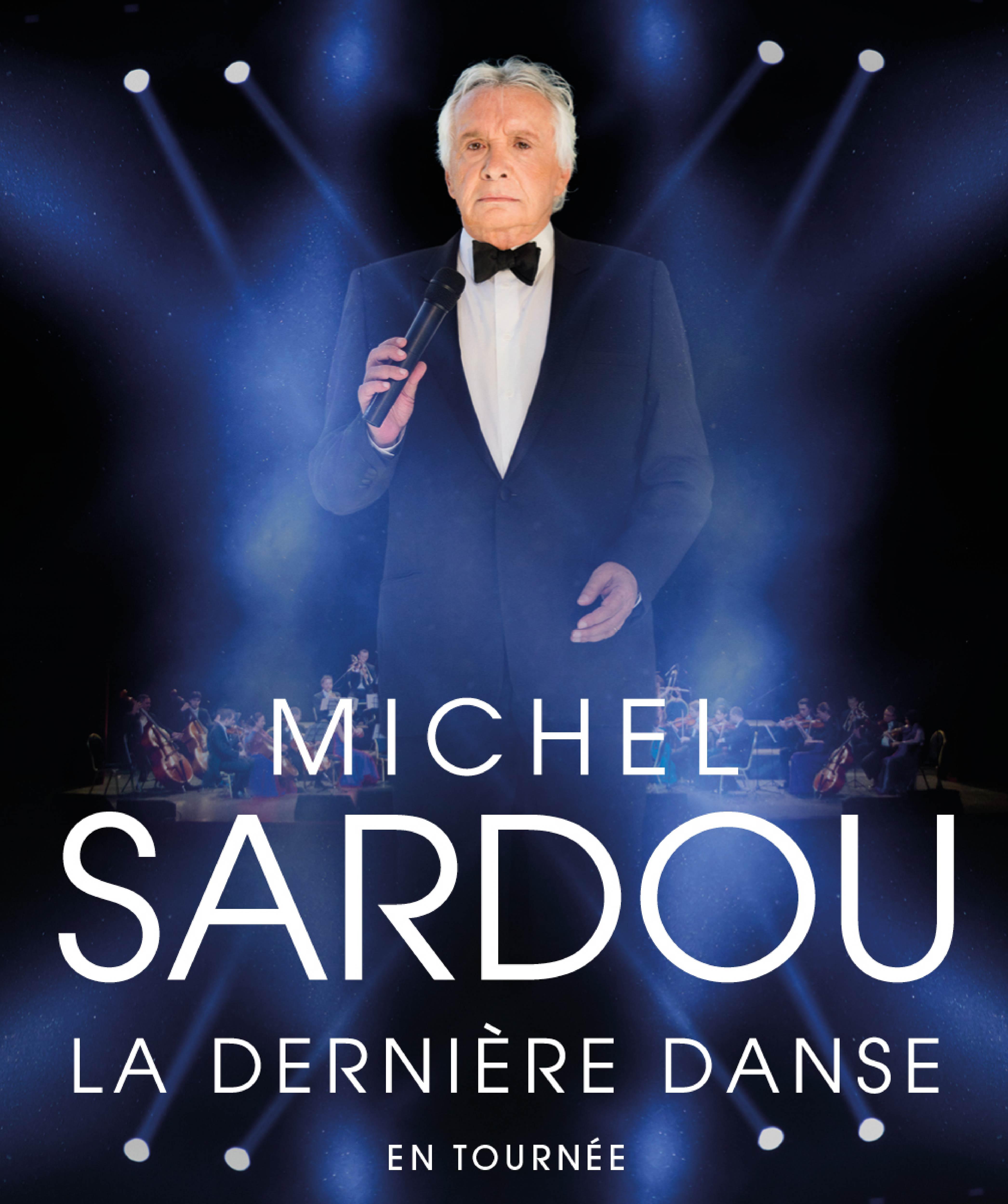 Les Bons Plans à Bordeaux vous font gagner vos places pour le concert événement de Michel Sardou à la Bordeaux Métropole Arena