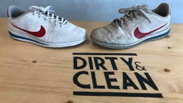 Les Bons Plans Bordeaux vous font gagner la personnalisation de vos chaussures chez Dirty and Clean !