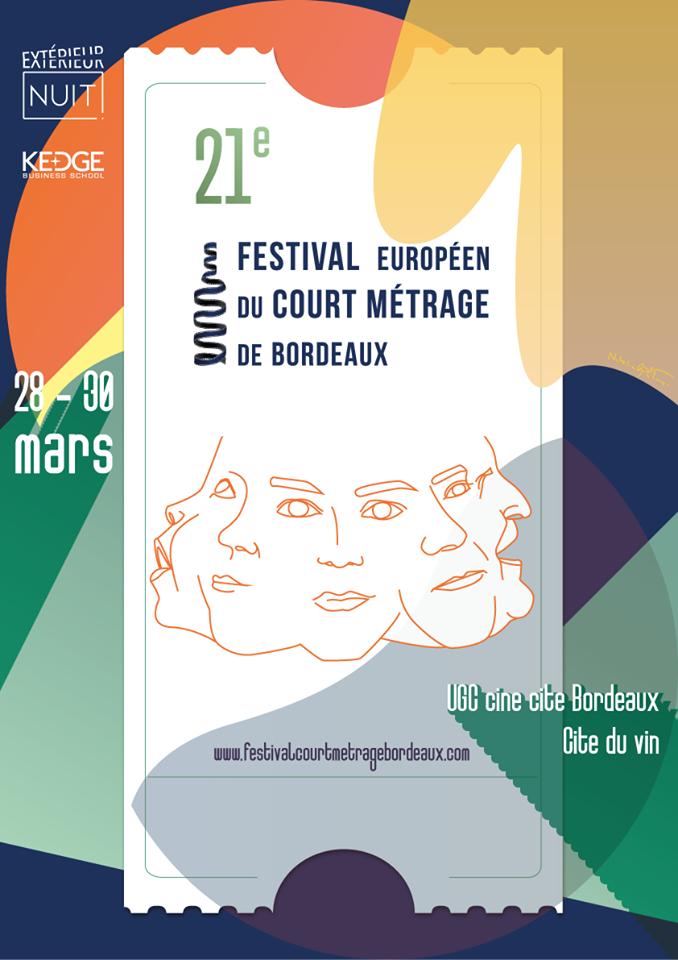 Les Bons Plans Bordeaux : Extérieur Nuit, association étudiante de KEDGE, présente la 21ème édition du Festival Européen du Court-Métrage de Bordeaux