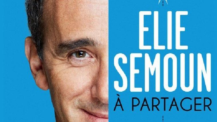 Les Bons Plans à Bordeaux vous font gagner vos places pour le dernier spectacle d'Élie Sémoun : À Partager au Fémina à Bordeaux