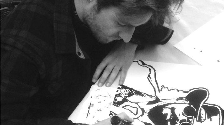 Les bons plans Bordeaux : Valentin Mauguet, artiste autodidacte bordelais en Afterwork Exposition au Veneto jeudi 19 avril 2018 home