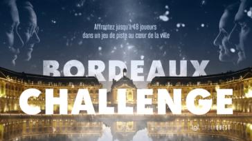 """Les Bons Plans à Bordeaux vous offrent votre partie de """"Bordeaux Challenge"""" par Urban Quest !"""
