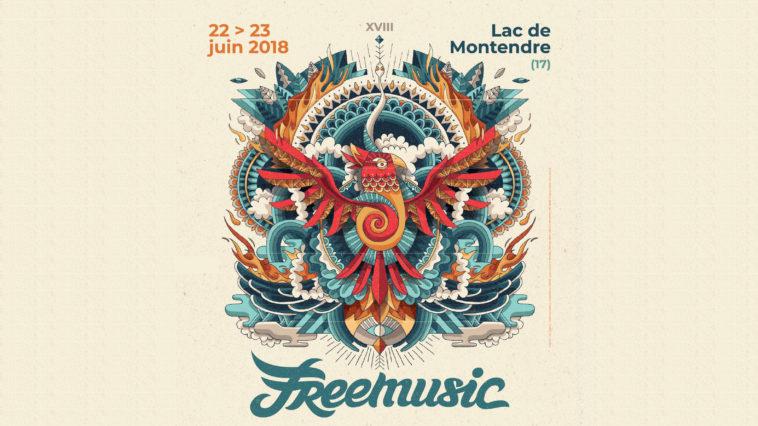 Les Bons Plans à Bordeaux vous offre votre PASS 2 JOURS pour le Free Music Festival 2018 - home