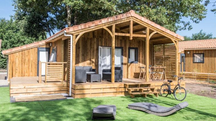 Les Bons Plans Bordeaux : Du 9 au 11 novembre, le camping du domaine de la Forge de La Teste organise des portes ouvertes pour présenter ses chalets confort