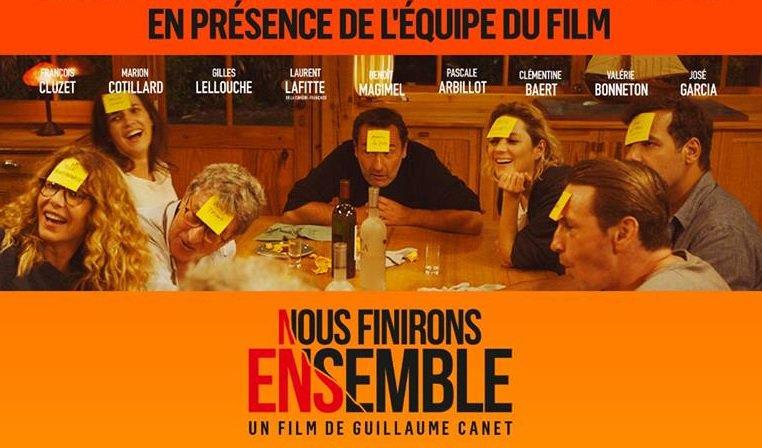 """Les Bons Plans à Bordeaux : La suite du film """"Les petits mouchoirs"""" en avant première à Bordeaux avec Guillaume Canet et toute l'équipe le 18 avril 2019."""