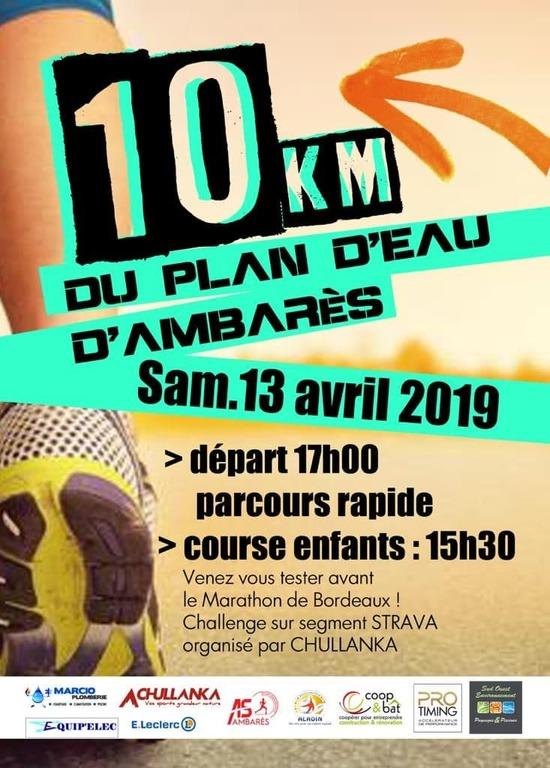 Les bons plans Bordeaux présentent : Va y'avoir du sport, votre rendez-vous sport bordelais ! 10km