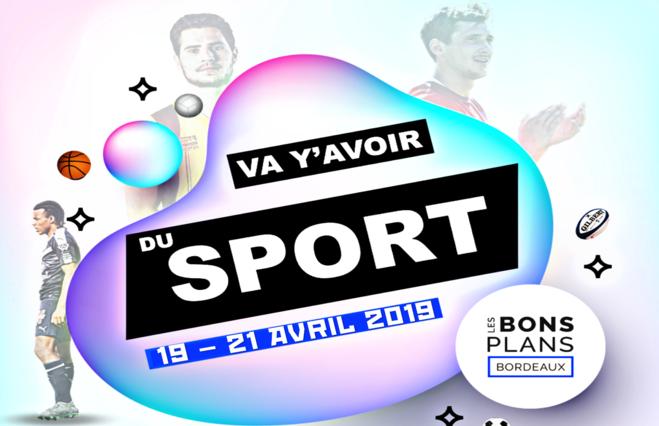 Les bons plans Bordeaux présentent : Va y'avoir du sport, votre rendez-vous sport bordelais !