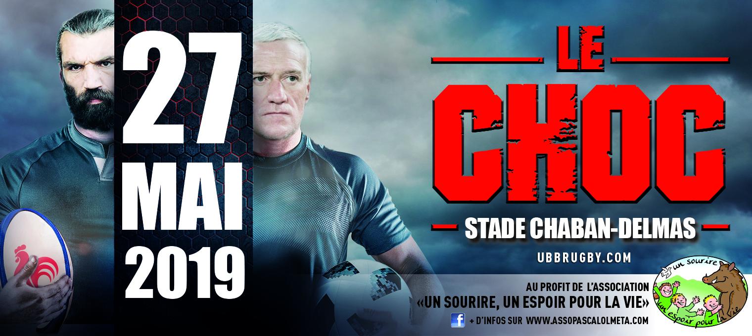 Les bons plans Bordeaux présentent : Va y'avoir du sport, votre rendez-vous sport bordelais ! Match des Légendes