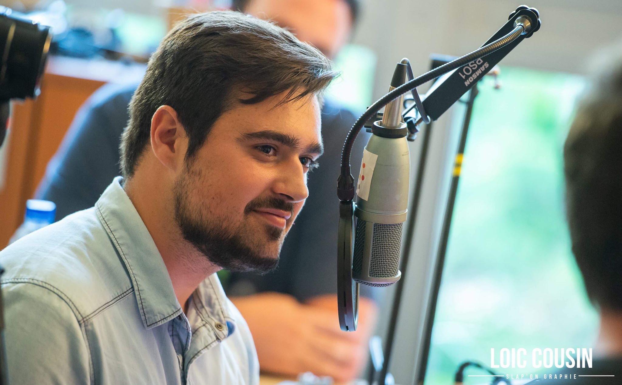 """Cette semaine, retrouvez l'Interview rapido en mode """"Journalisme"""" avec Dorian Malvesin, journaliste sportif et commentateur !"""