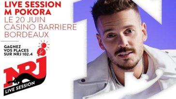 Les Bons Plans à Bordeaux : Remportez vos places pour le concert privé de M.Pokora à Bordeaux !