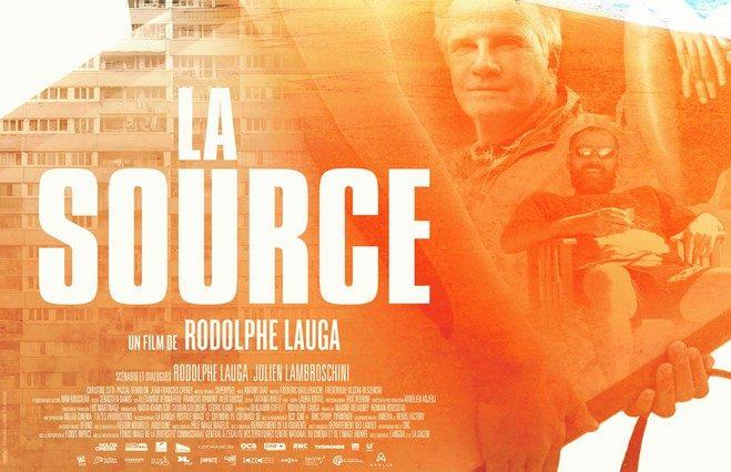 """Les Bons Plans à Bordeaux : Remportez vos places pour l'avant première du film """"La Source"""" de Rodolphe Lauga."""