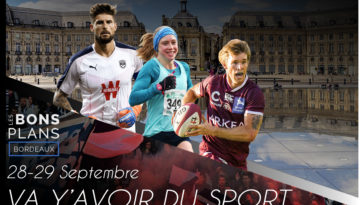 Les bons plans à Bordeaux présentent : Tous vos événement sportifs du week-end ! 11