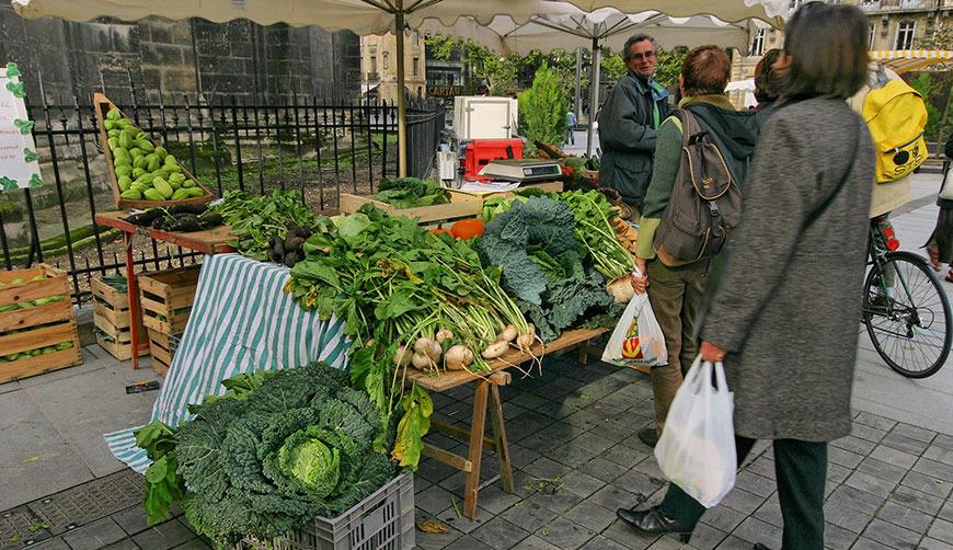 Les bons plans à Bordeaux présentent : Le bon goût d'Aquitaine revient ce week-end ! Le plus grand marché à ciel ouvert est de retour pour une 16e édition2