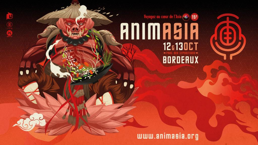 Les bons plans à Bordeaux présentent : Plongez au cœur de la culture asiatique avec le festival Animasia,de retour à Bordeaux pour une 15 ème édition !