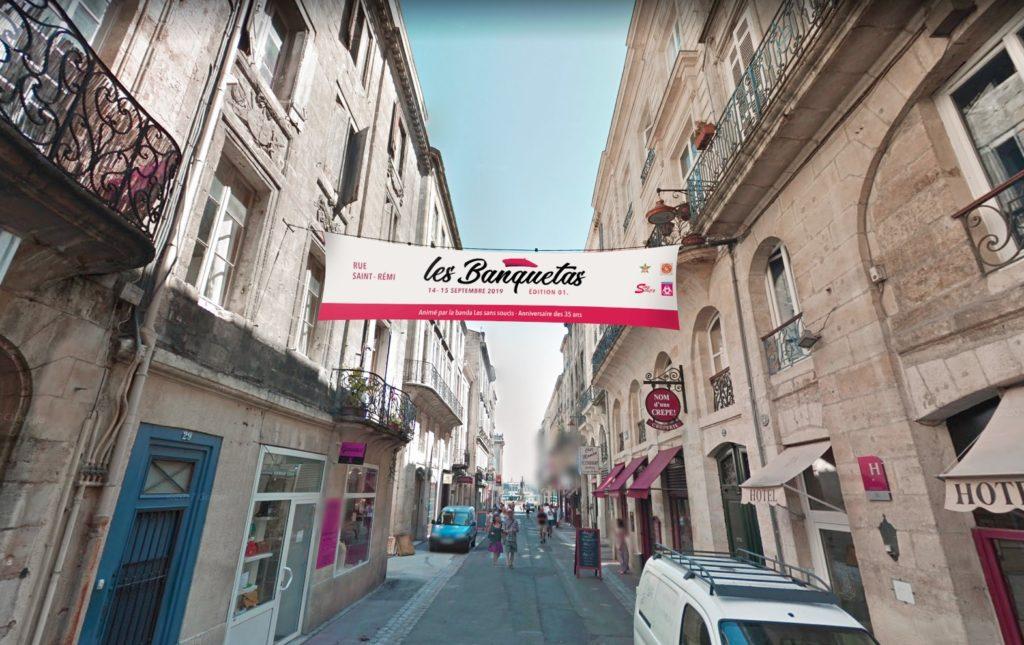 Les bons plans à Bordeaux présentent : les Banquetas vous attendent pour un évènement convivial, entre nappes à carreaux et évènements musicaux.