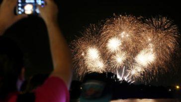 Un nouveau feu d'artifice aura lieu le 14 septembre pour compenser l'arrêt prématuré du feu d'artifice le soir du 14 Juillet 2