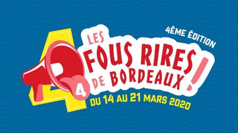 Les bons plans à Bordeaux présentent : Les Fous Rires de Bordeaux, entre nouveau lieux et jeunes artistes, quatrième édition pleine de surprises 2