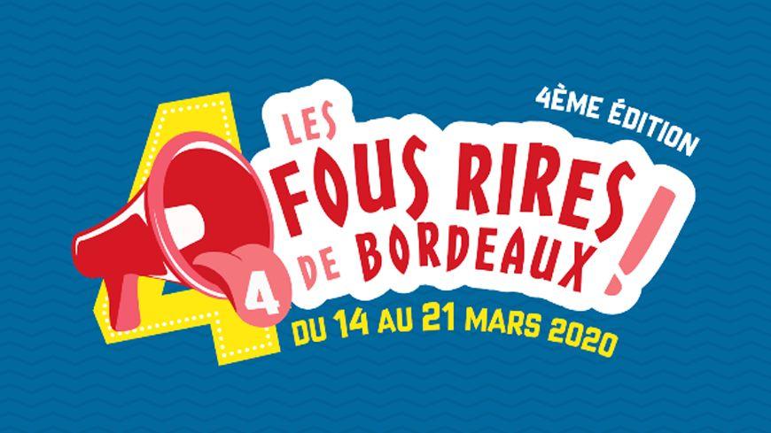 Les bons plans à Bordeaux présentent : Les Fous Rires de Bordeaux, entre nouveau lieux et jeunes artistes, quatrième édition pleine de surprises !