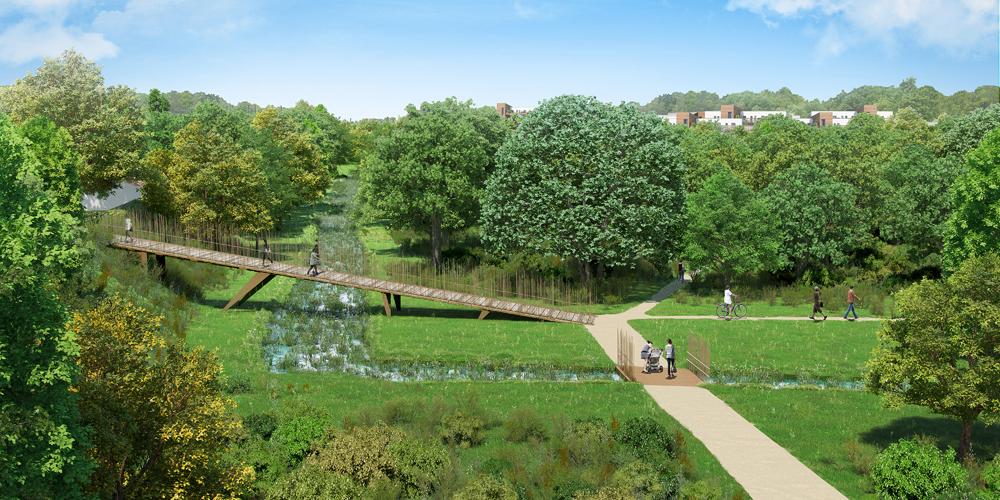 Les Bons Plans à Bordeaux : Le parc Ausone ouvre le 21 septembre. Un bon plan pour venir en famille ou entre amis passer un moment de dépaysement total - 1