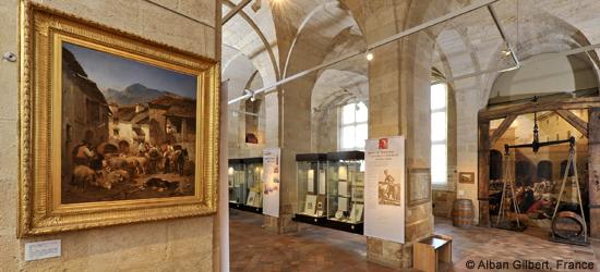 Les bons plans à Bordeaux présentent : Plongez dans l'univers du XVIII ème siècle, et prenez part à un escape game dans un lieu historique de Bordeaux tableau