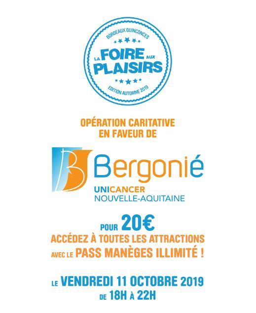 Les bons plans à Bordeaux présentent : La foire aux plaisirs de Bordeaux revient place des quinconces jusqu'au 3 novembre ! Jeu concours sur notre page FB ! 1