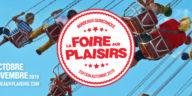 Les bons plans à Bordeaux présentent : La foire aux plaisirs de Bordeaux revient place des quinconces jusqu'au 3 novembre ! Jeu concours sur notre page FB ! 2
