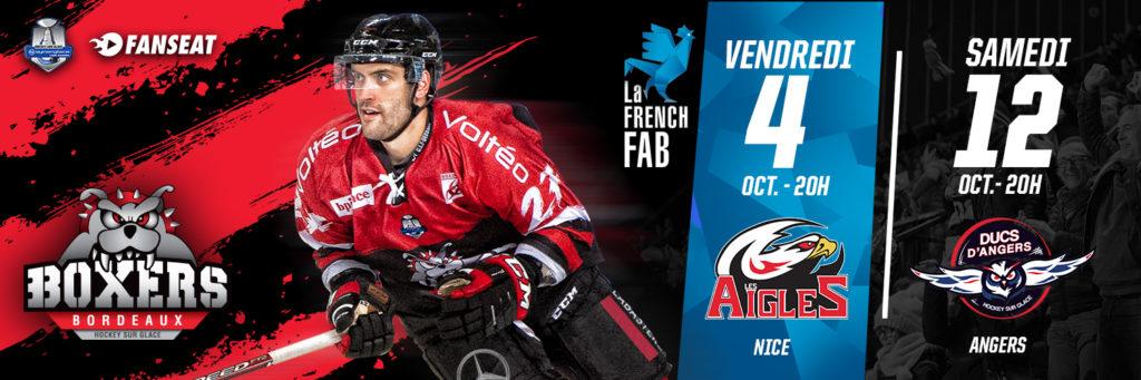Les bons plans à Bordeaux présentent : Tous les évènements sportifs du week-end ; course à pied, hockey sur glace, rugby et autres ! 1