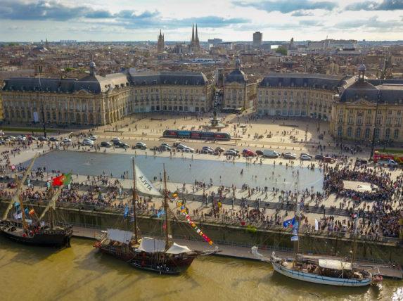 Les bons plans à Bordeaux présente : découvrez la transformation de Bordeaux entre le début du 20 ème siècle et aujourd'hui ! 2