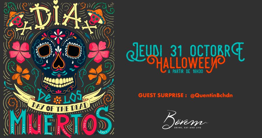 Les bons plans à Bordeaux présentent : Tout savoir sur l'un des évènements majeurs chaque année, Haloween !19