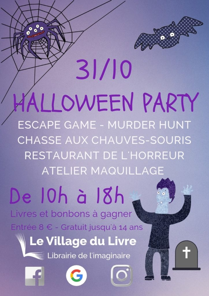 Les bons plans à Bordeaux présentent : Tout savoir sur l'un des évènements majeurs chaque année, Haloween !7