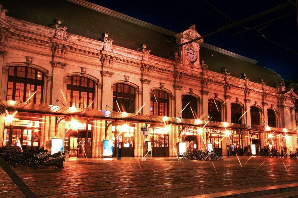 Les bons plans à Bordeaux présentent : Escape game de nuit à la Gare Saint-Jean tous les soirs jusqu'au 19 Octobre ! 2