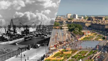 Les bons plans à Bordeaux présente : découvrez la transformation de Bordeaux entre le début du 20 ème siècle et aujourd'hui ! 12