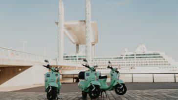 Les bons plans à Bordeaux présentent : On a testé pour vous les scooters électriques YEGO ! Notre avis, notre expérience, est-ce un bon plan ?2