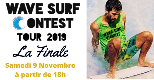 Les bons plans à Bordeaux présentent : La finale de l'unique compétition de surf et bodyboard indoor en France ce week-end !