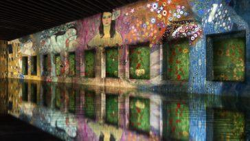 Les bons plans à Bordeaux présentent : La base sous-marine transformée en bassin de lumières à partir d'Avril 2020 ! 1