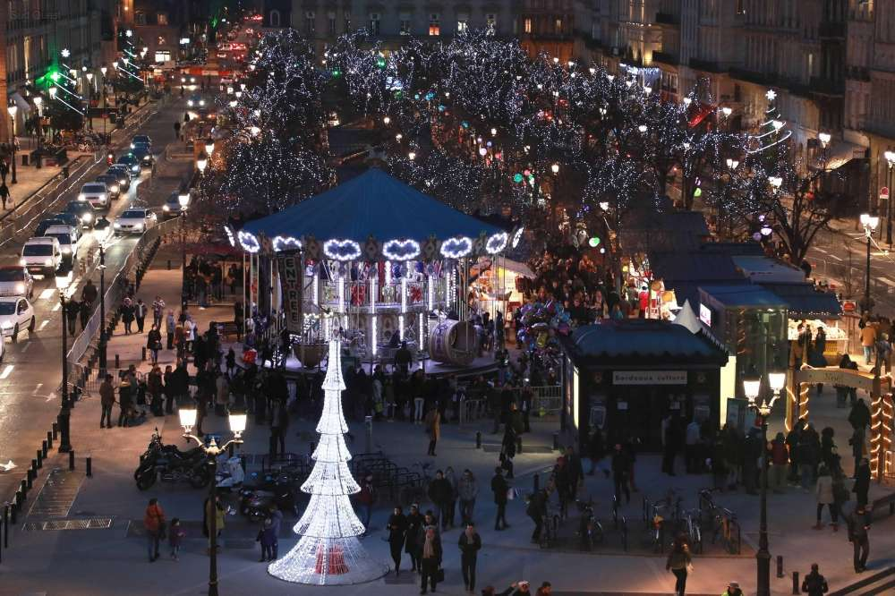 Les bons plans à Bordeaux présentent : Ouverture du marché de Noël ce mercredi 27/11, découvrez ce qui vous attend ! 2