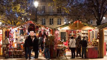 Les bons plans à Bordeaux présentent : Noël approche et la belle endormie se prépare, avec des animations et illuminations ! 2