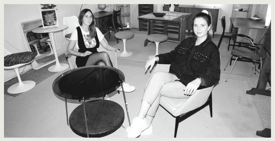 Les bons plans à Bordeaux présentent : Mathilde et Camille de l'atelier Design de BaÏne nous donnent leur vision de Bordeaux !