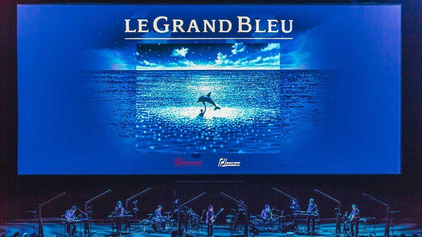 Les bons plans à Bordeaux présentent : Le Grand bleu en ciné concert le 26 mai 2020 à l'Arkea Arena !