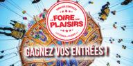 Les Bons Plans Bordeaux vous offrent vos entrées pour la Foire aux Plaisirs de Bordeaux édition Automne 2020 - Home