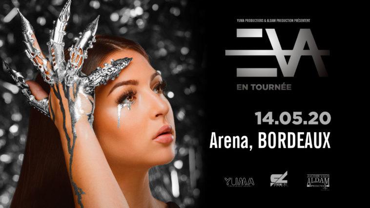 Les Bons Plans à Bordeaux vous offrent vos places pour le concert d'Eva Queen - Home